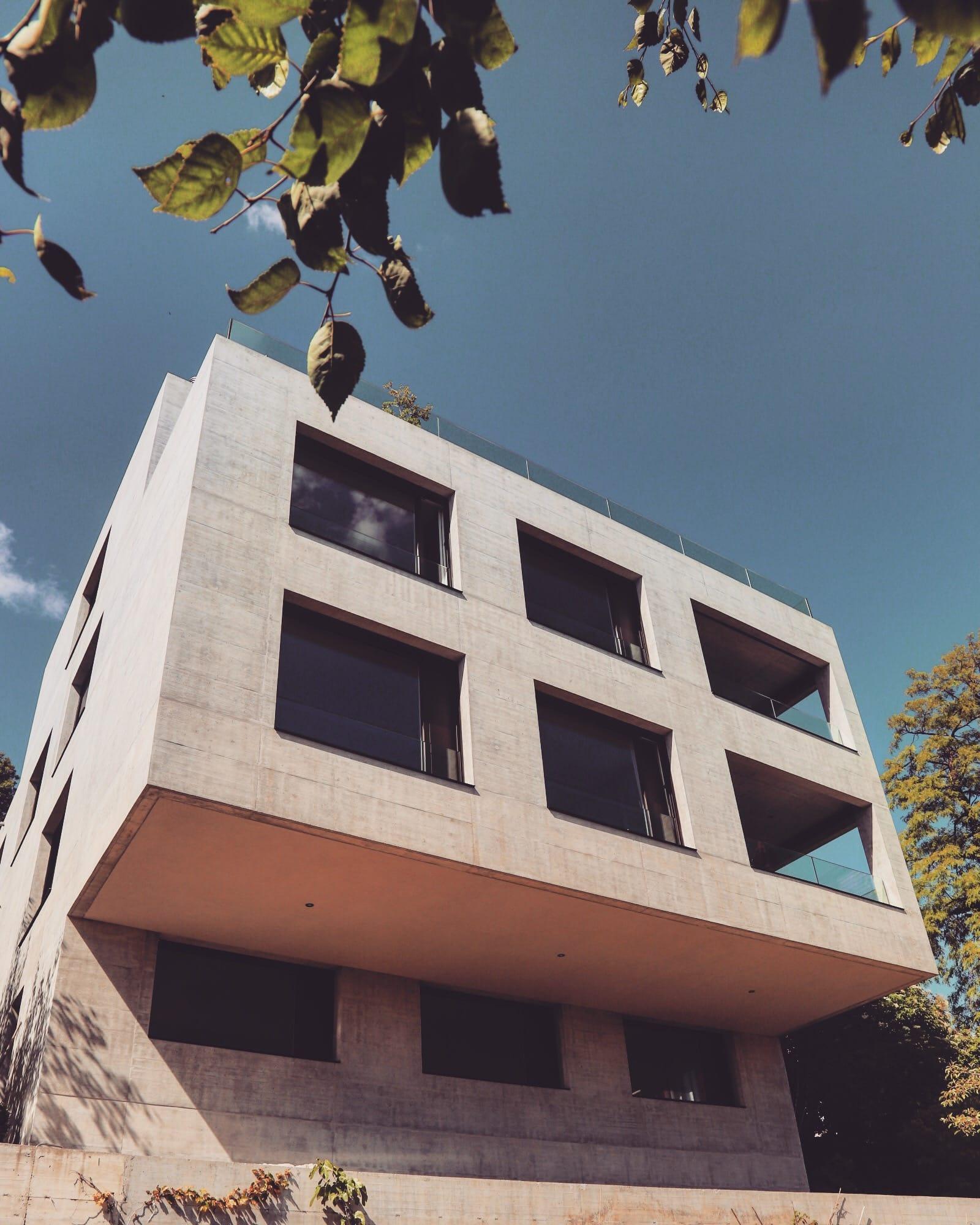 Villa urbaine 4