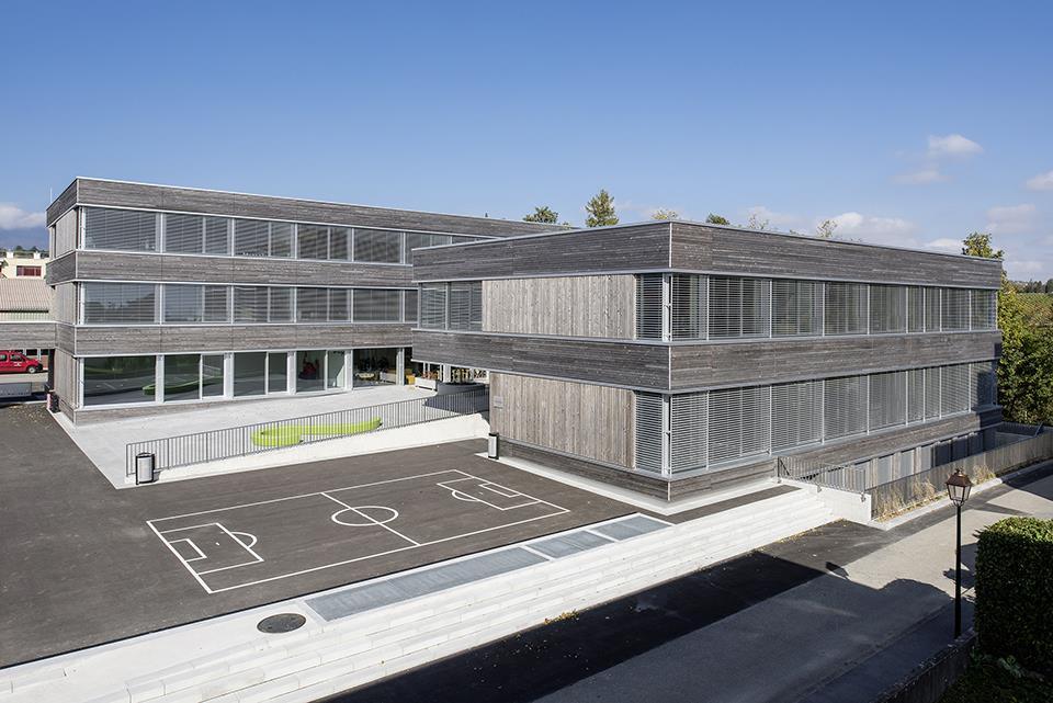 Collège d'Aubonne 1